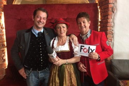 FolxTV Livesendung Hotel Klosterbräu - Alois Seyrling, Cilli, Sepp Mattlschweiger