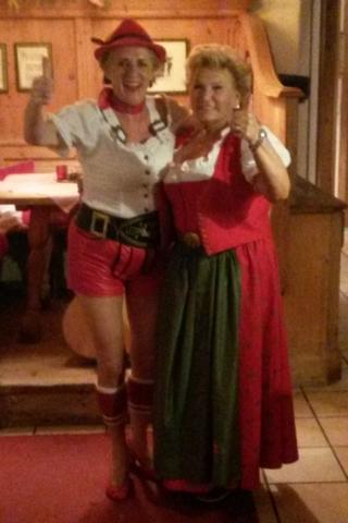 Cilli und Rosi (Sonnbergstuben Kitzbühel)
