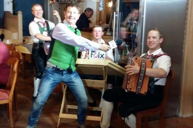 Prägratner Plattlermusik mit Sepp Mattlschweiger