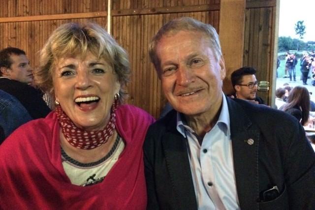 Cilli mit Hubert Urach