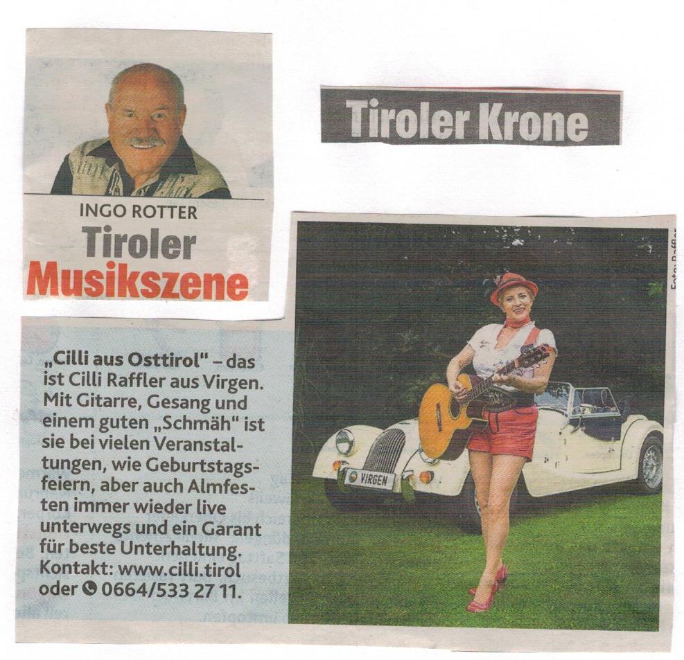Kronen Zeitung 21.09.18
